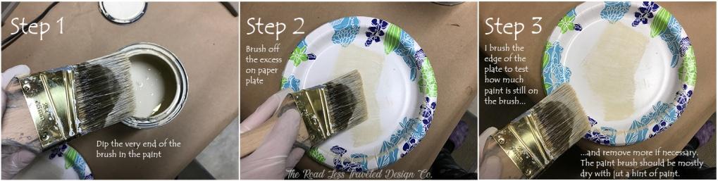 Basic Dry Brushing Tutorial
