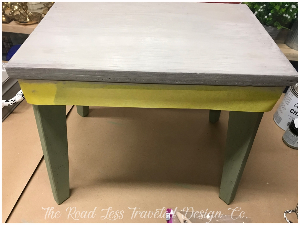 French Linen Top Paint