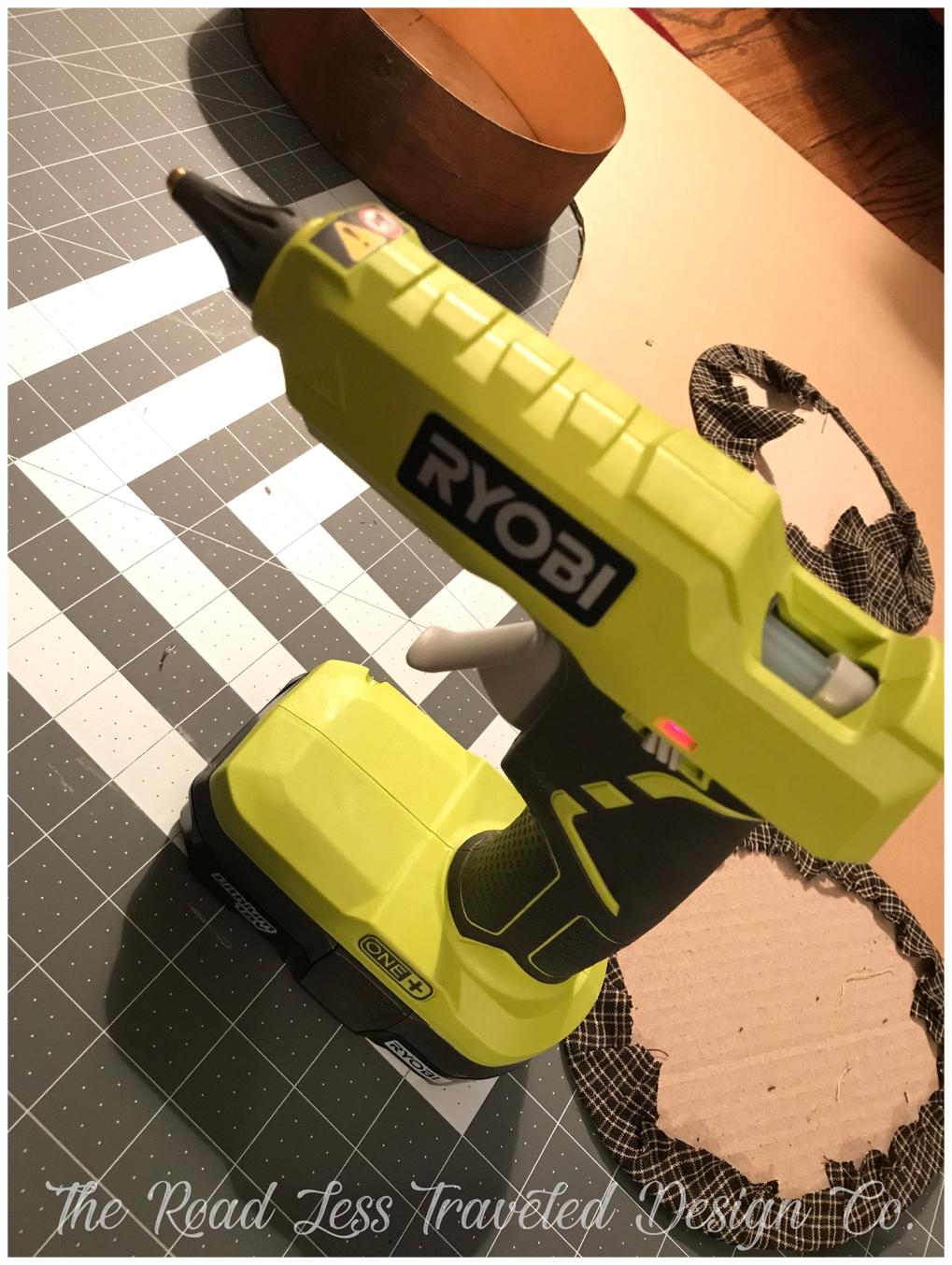 Ryobi Glue Gun
