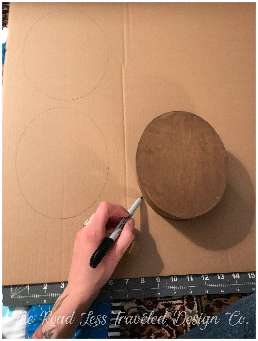 Tracing Fabric Inserts