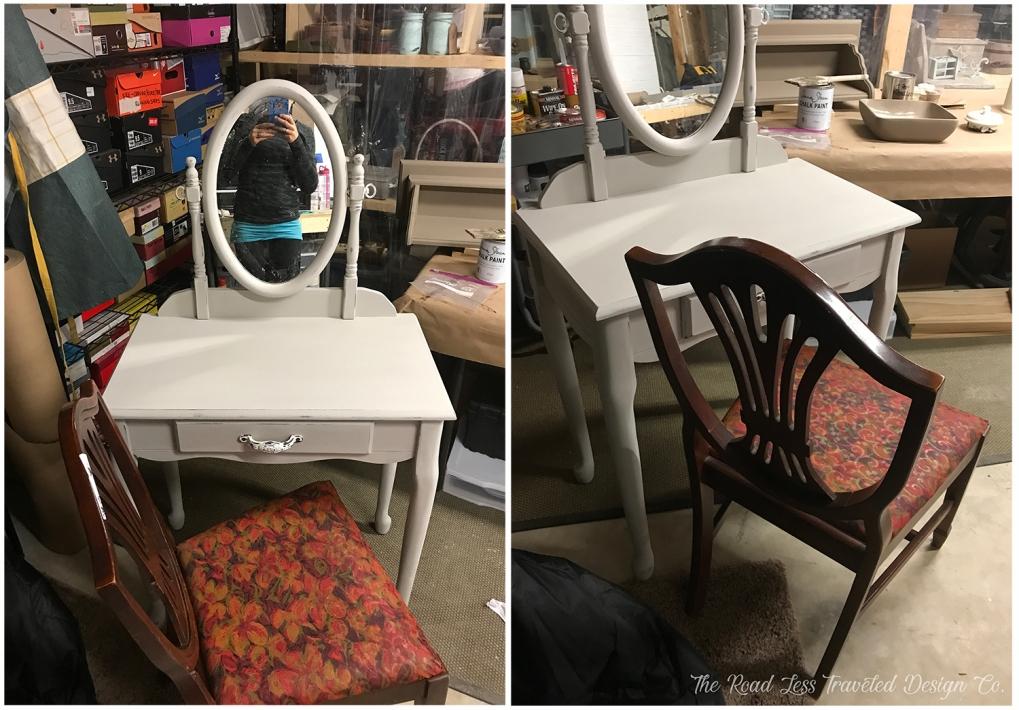 Vanity Bench (Chair)