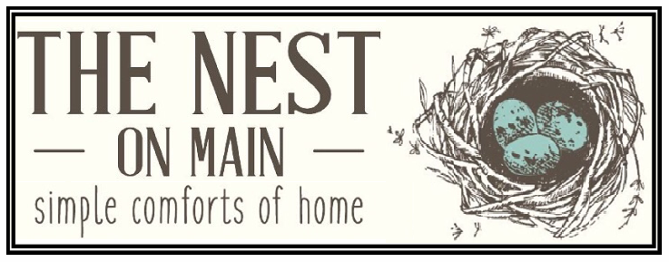 The Nest on Main Logo
